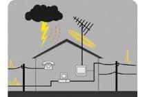 Bảo quản tivi Toshiba trong mùa mưa