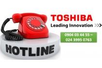Số điện thoại bảo hành tivi Toshiba