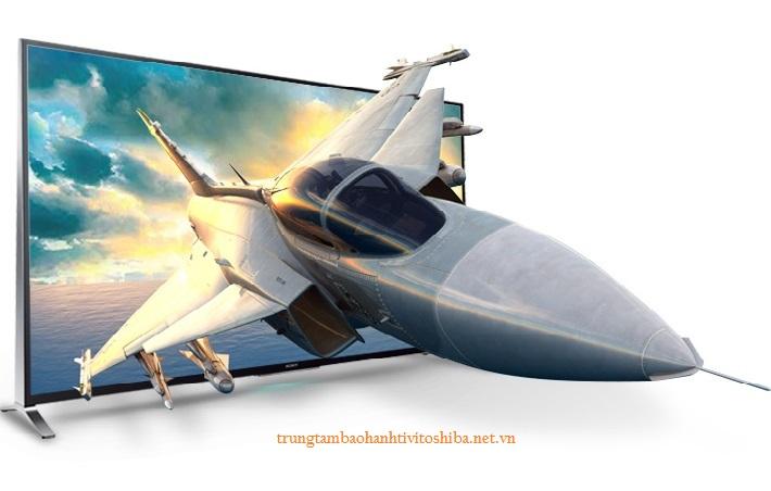Công nghệ 3D chủ động trên tivi 3D