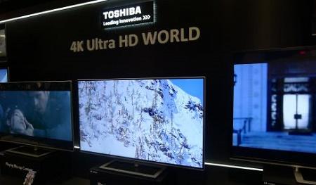 Bảo hành tất cả các loại tivi Toshiba
