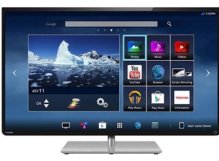 Tivi Toshiba bị mất tiếng, xử lý sao?