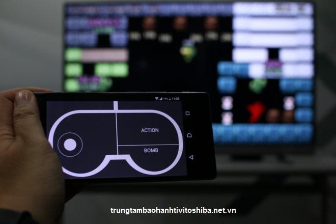 Tivi Toshiba U67 chất lượng 4K giá từ 11 triệu, Smart tivi toshiba