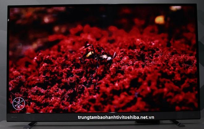Tivi Toshiba U67 chất lượng 4K giá từ 11 triệu, Có thiết kế đơn giản, soundbar tốt